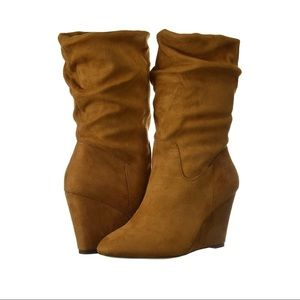 ATHENA ALEXANDER BOOTIE FOR WOMEN.SIZE 6